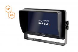 """LUIS 10"""" quad touch monitor"""