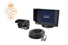 """LUIS 7"""" HD system with shutter camera"""