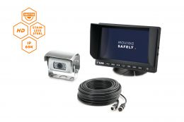 """LUIS compact 7"""" HD system with shutter camera"""