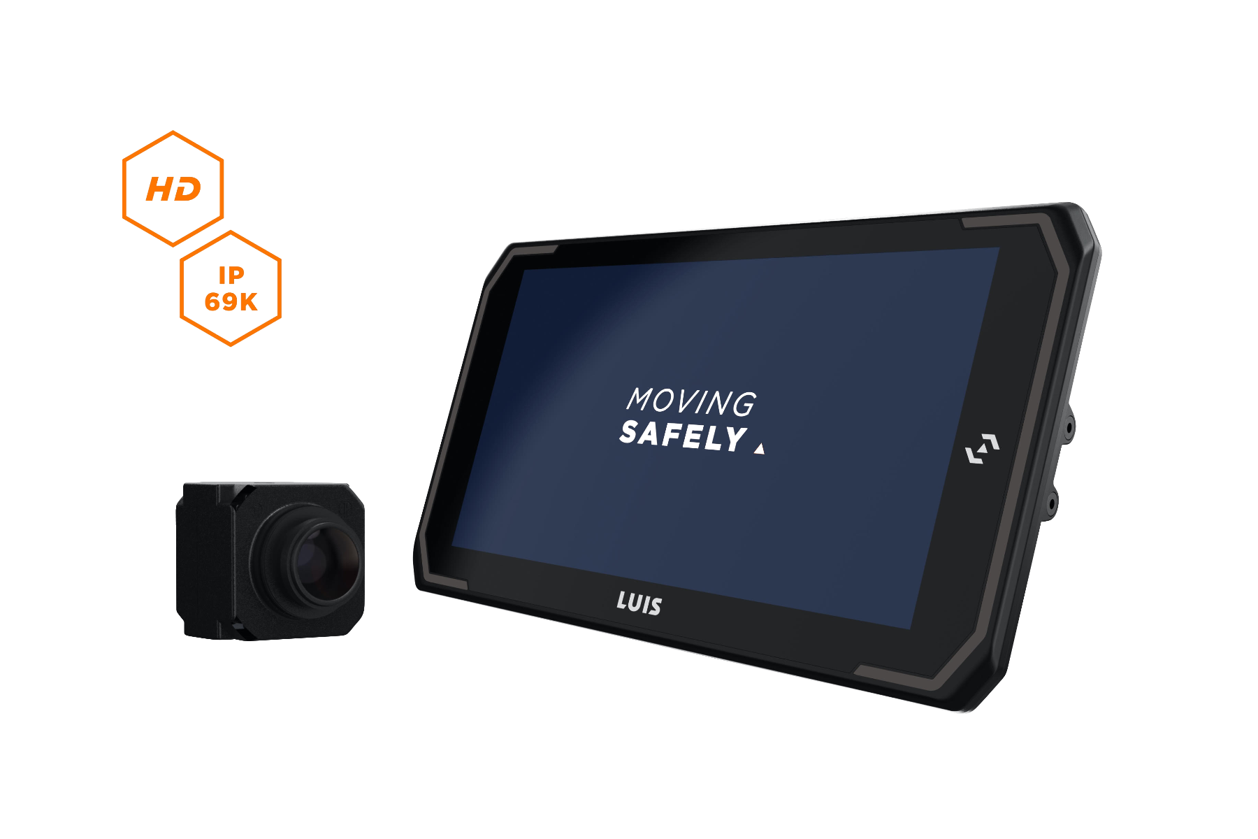 Kamera-Monitor-System